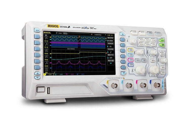 Osciloscopio Rigol