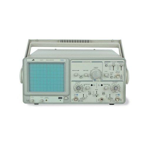 osciloscopio analogico funcionamiento