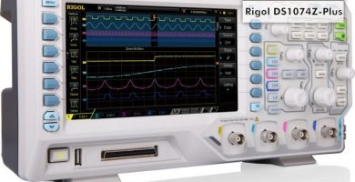 rigol ds1074z plus