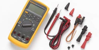 multimetro digital fluke 87v